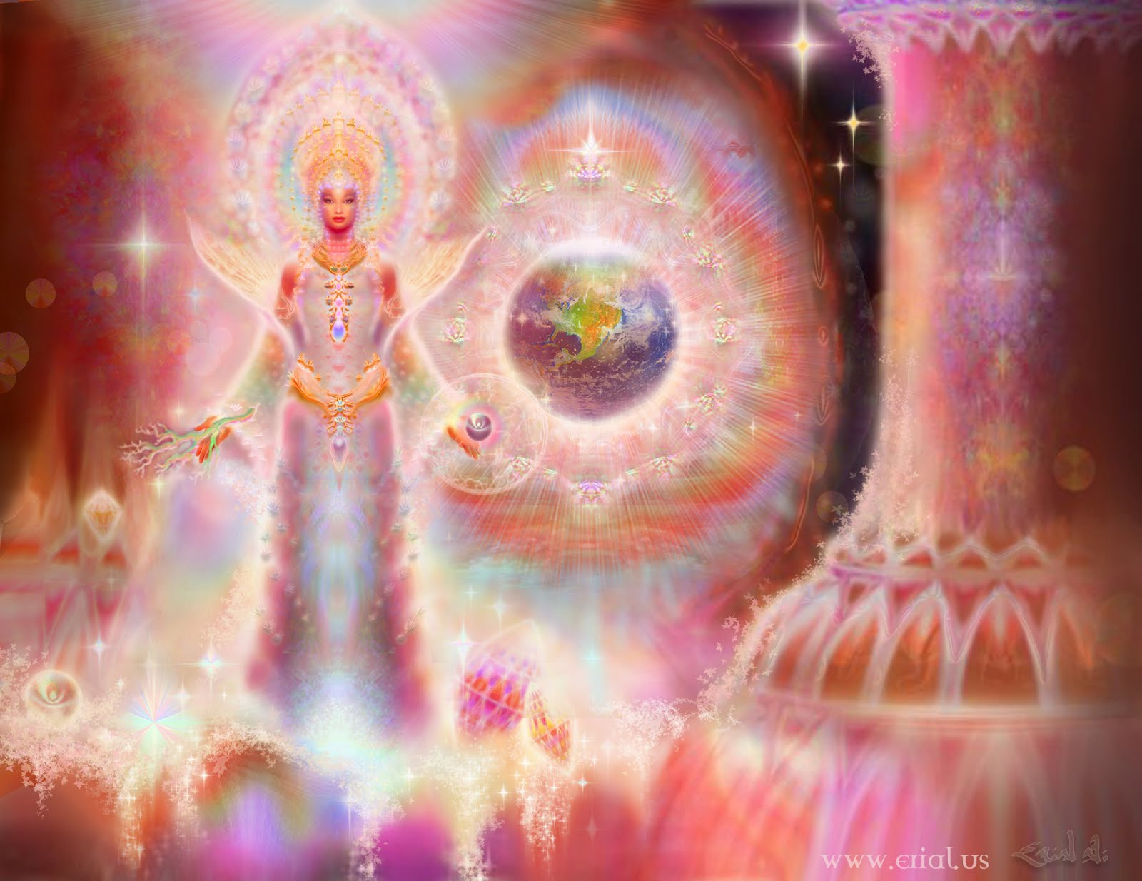 The Great Beings are Here: Ascension Report 12.19.12