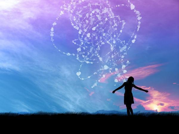 The New Law of Attraction: A Message from Our Higher Selves
