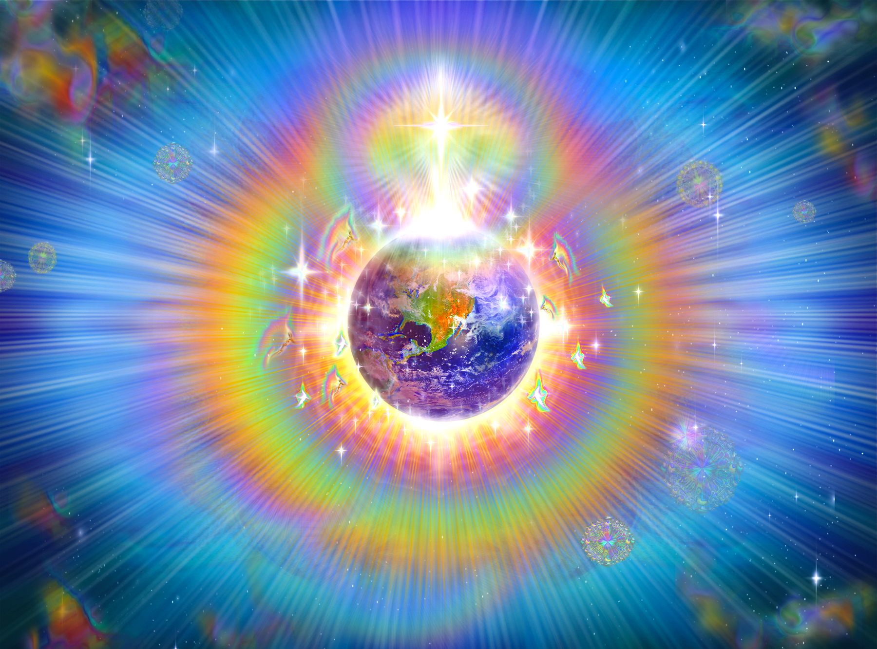 Our True Ascension: A Message from the Spiritual Hierarchy Channeled by Giselle Koy