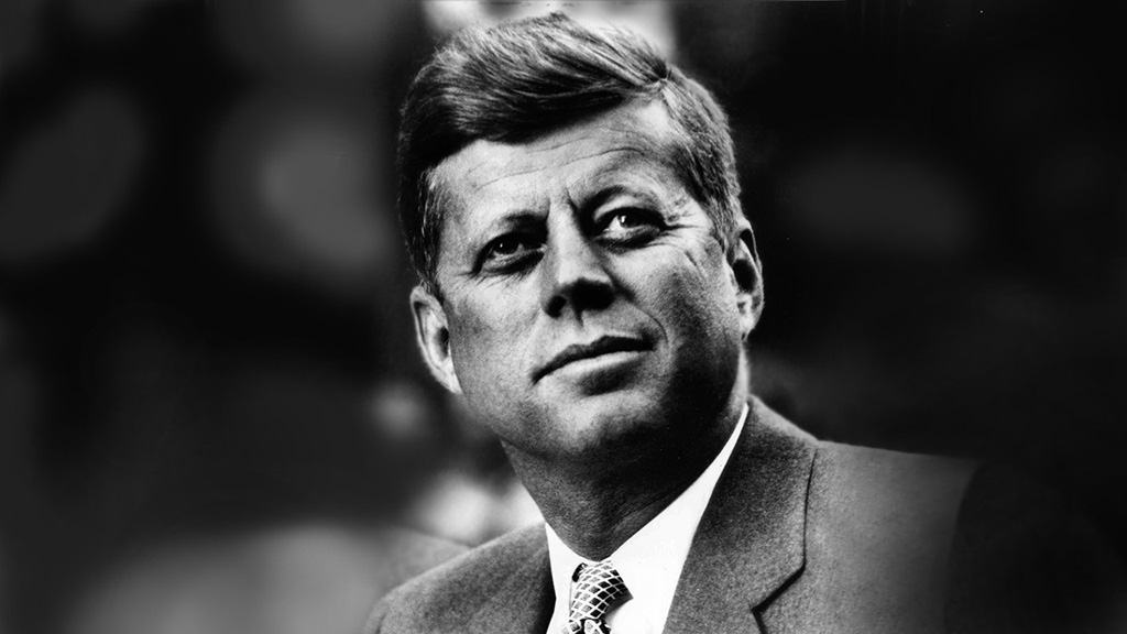 JFK's Inaugural Message for 2013: Channeled by Giselle Koy