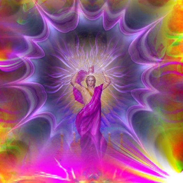 A Message from Metatron on Matrix Magic Delivered by Giselle Koy