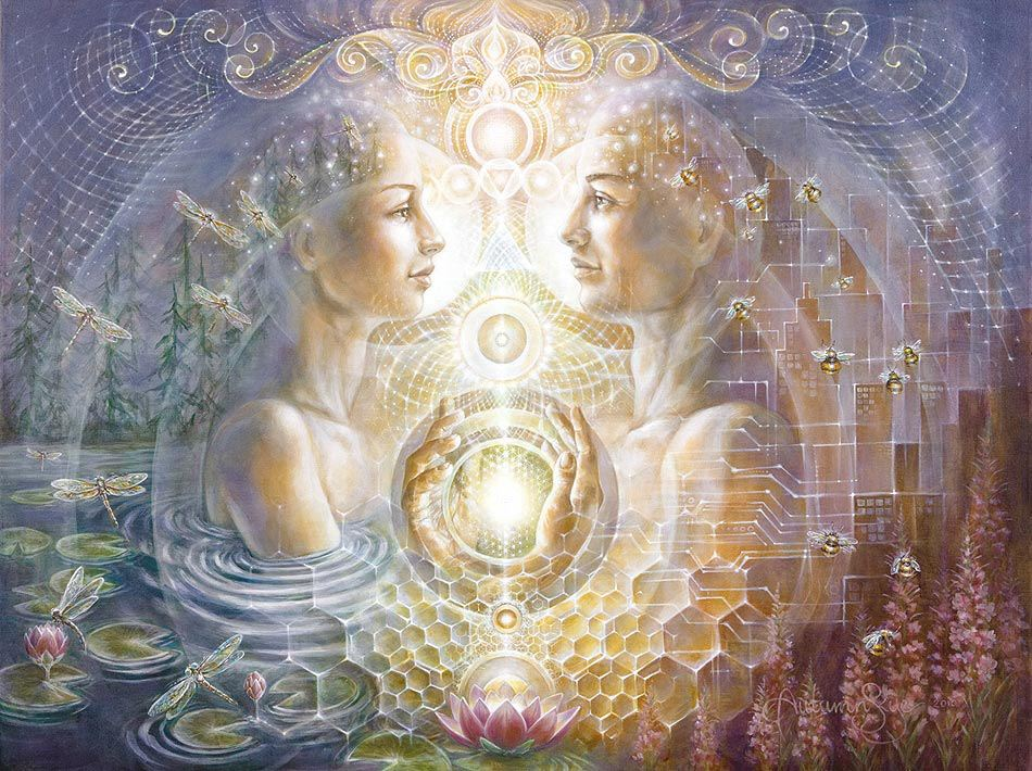 Where to Find the Twin Flame Union - A Message from Jesus
