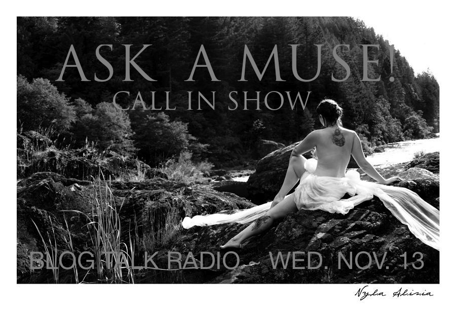 Giselle Koy Radio:  Ask a Muse!